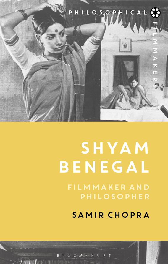 Shyam Benegal cover