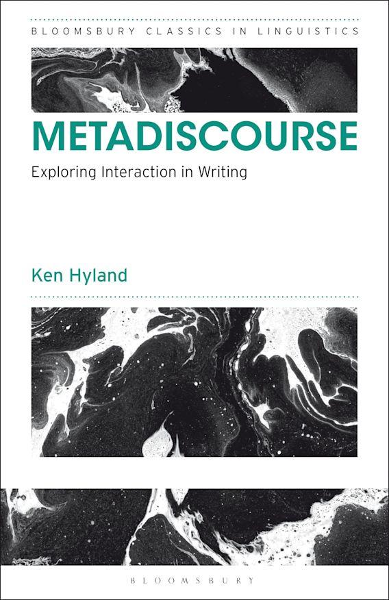 Metadiscourse cover
