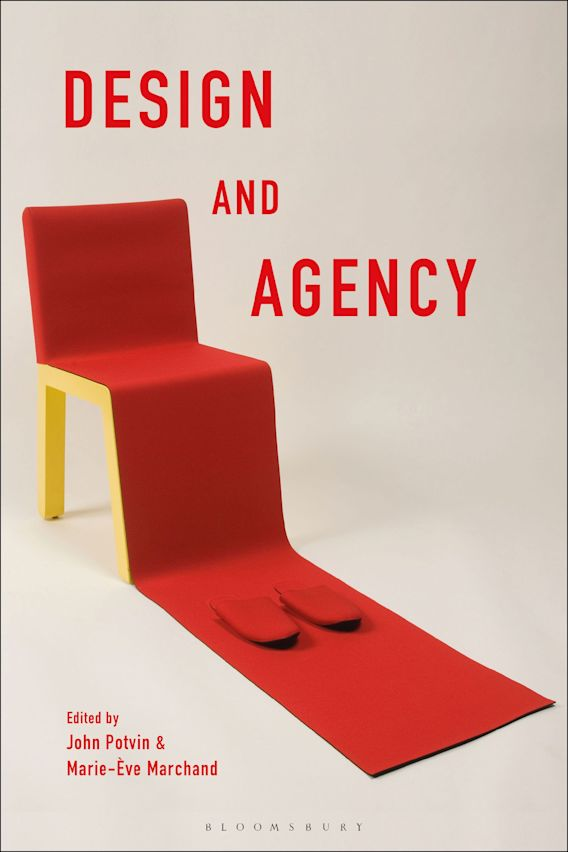 Design and Agency cover