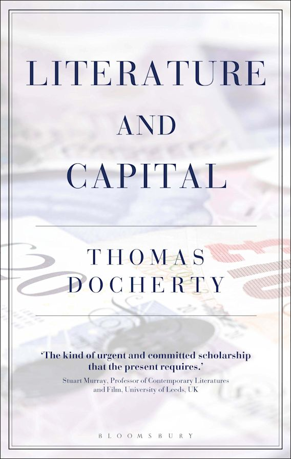 Literature and Capital cover
