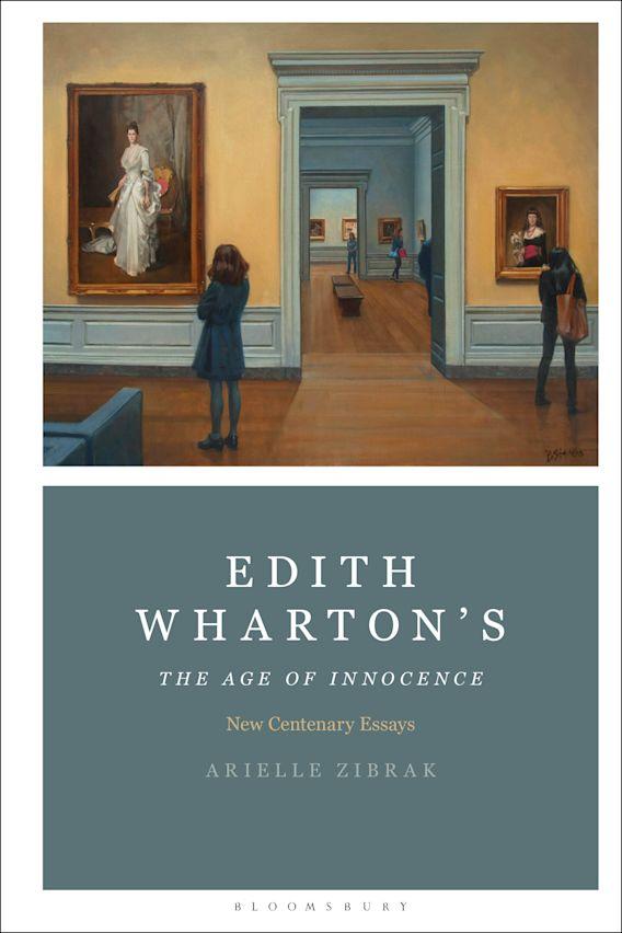 Edith Wharton's The Age of Innocence cover