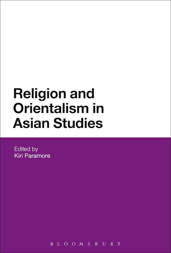Religion and Orientalism in Asian Studies cover