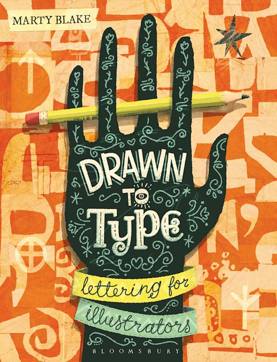 Drawn to Type cover