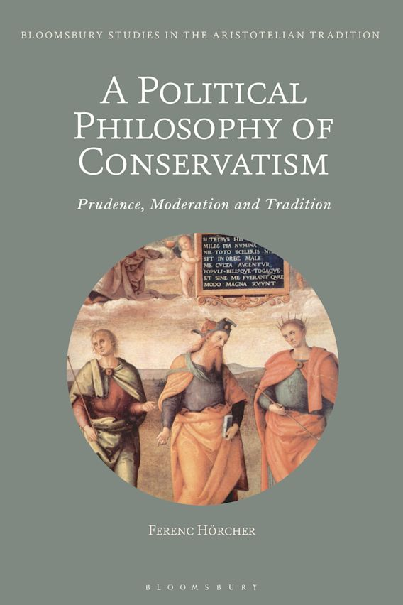 A Political Philosophy of Conservatism cover