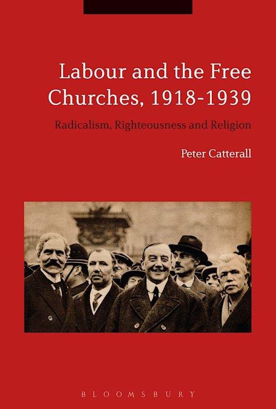 Labour and the Free Churches, 1918-1939 cover