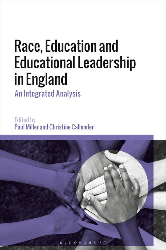 Race, Education and Educational Leadership in England cover