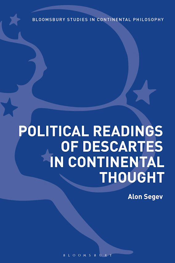 Political Readings of Descartes in Continental Thought cover