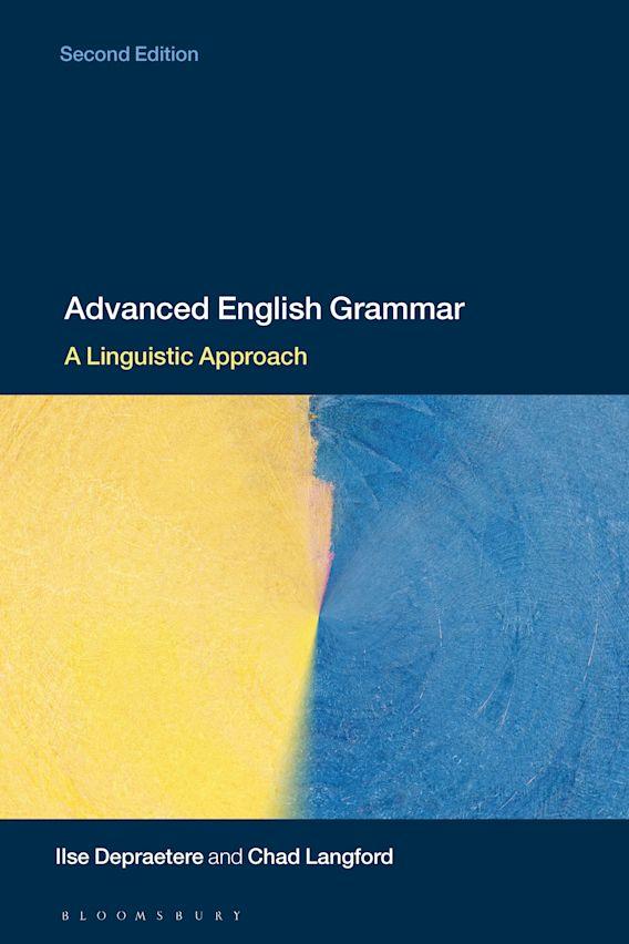 Advanced English Grammar cover