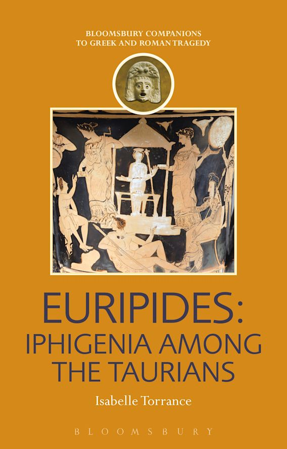 Euripides: Iphigenia among the Taurians cover
