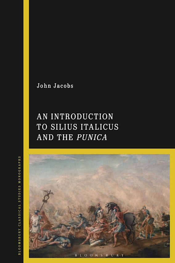 An Introduction to Silius Italicus and the Punica cover
