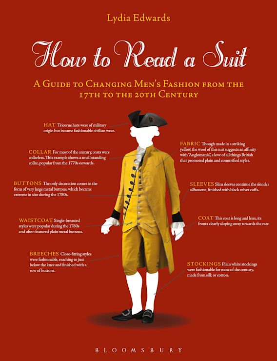 How to Read a Suit cover