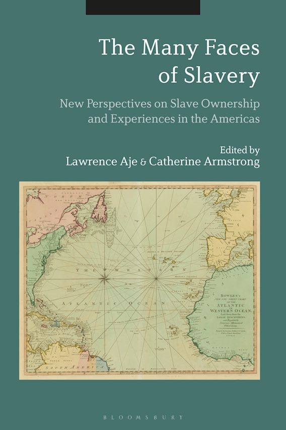 The Many Faces of Slavery cover