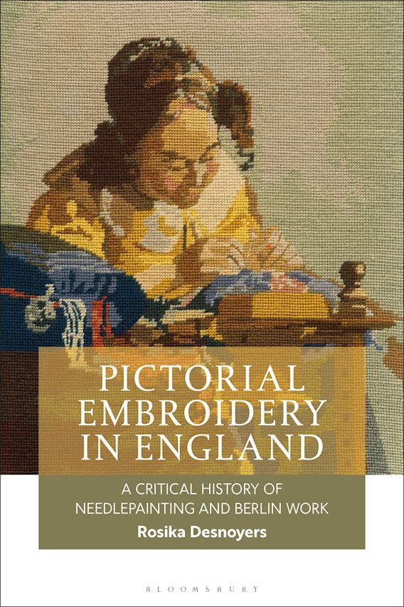 Pictorial Embroidery in England cover
