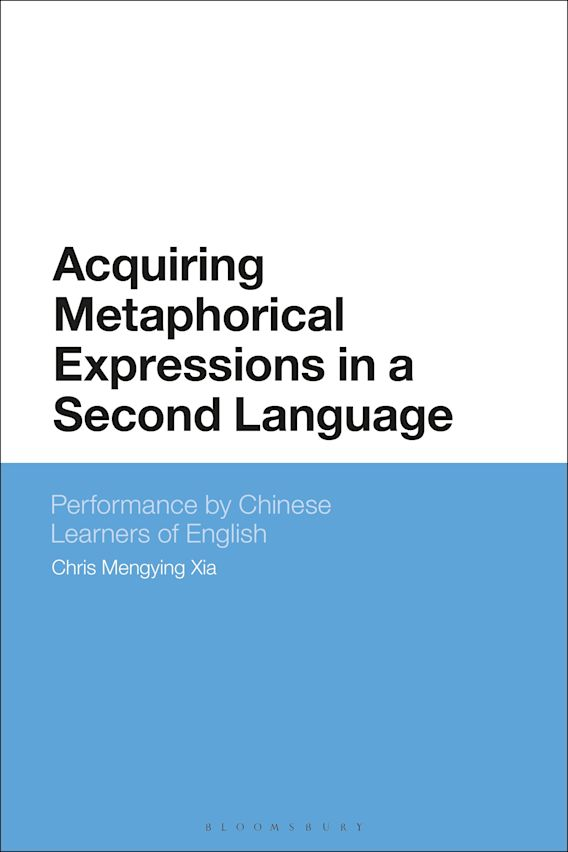 Acquiring Metaphorical Expressions in a Second Language cover