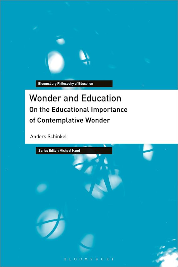 Wonder and Education cover
