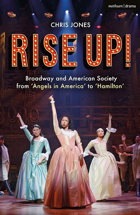 Rise Up! cover