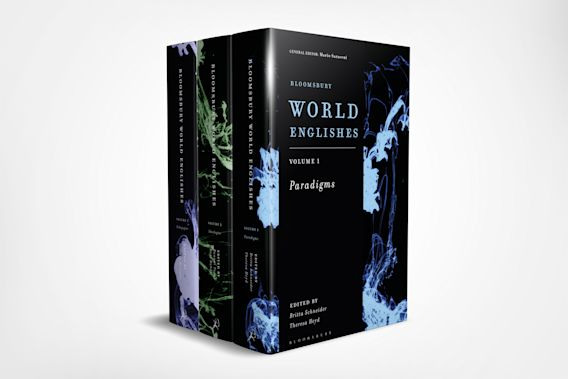 Bloomsbury World Englishes cover
