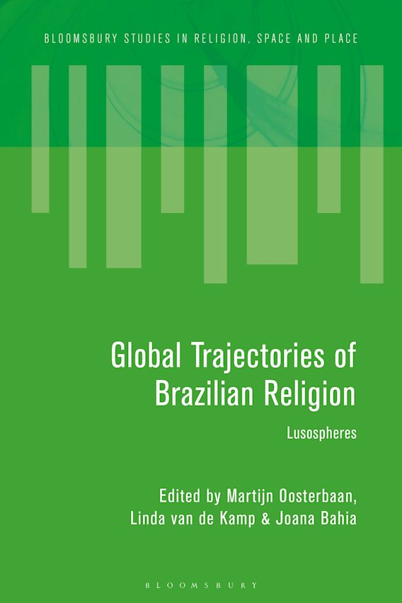 Global Trajectories of Brazilian Religion cover