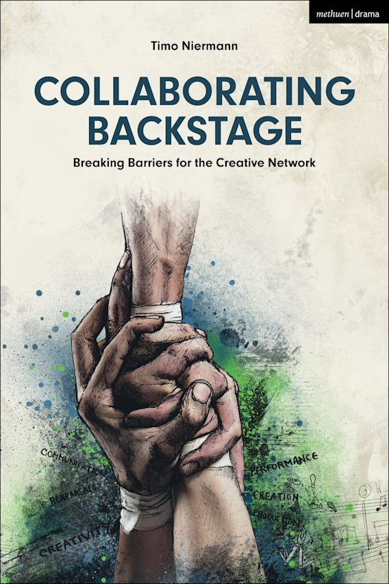 Collaborating Backstage cover