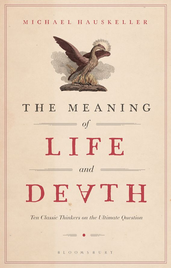 The Meaning of Life and Death cover
