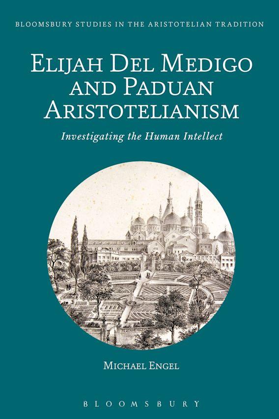 Elijah Del Medigo and Paduan Aristotelianism cover