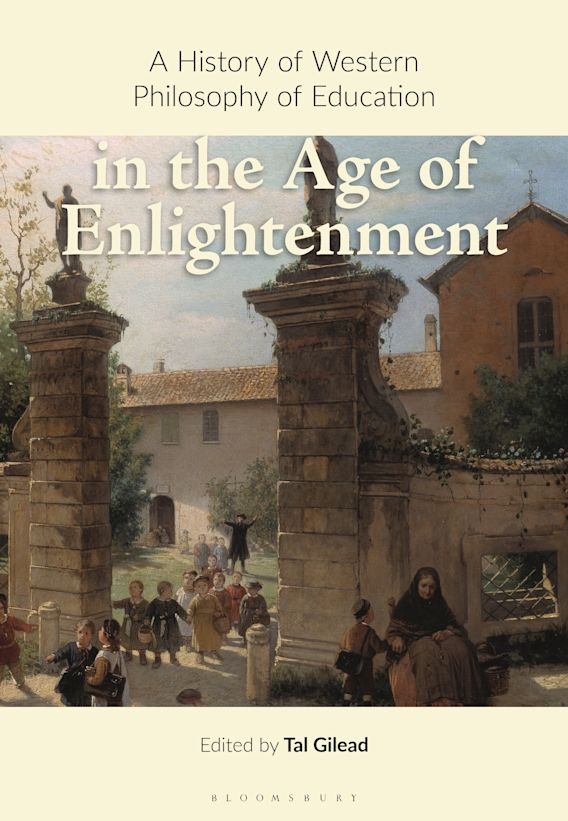 A History of Western Philosophy of Education in the Age of Enlightenment cover