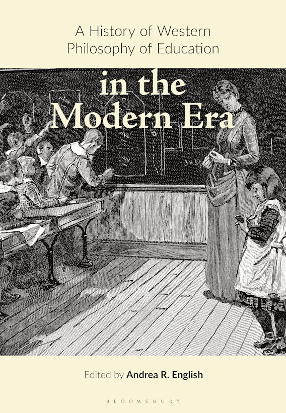 A History of Western Philosophy of Education in the Modern Era cover