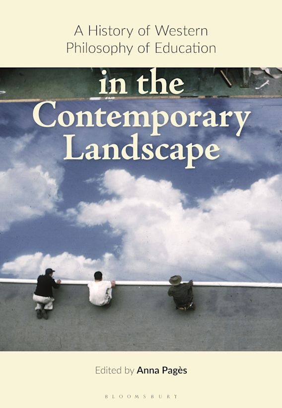 A History of Western Philosophy of Education in the Contemporary Landscape cover