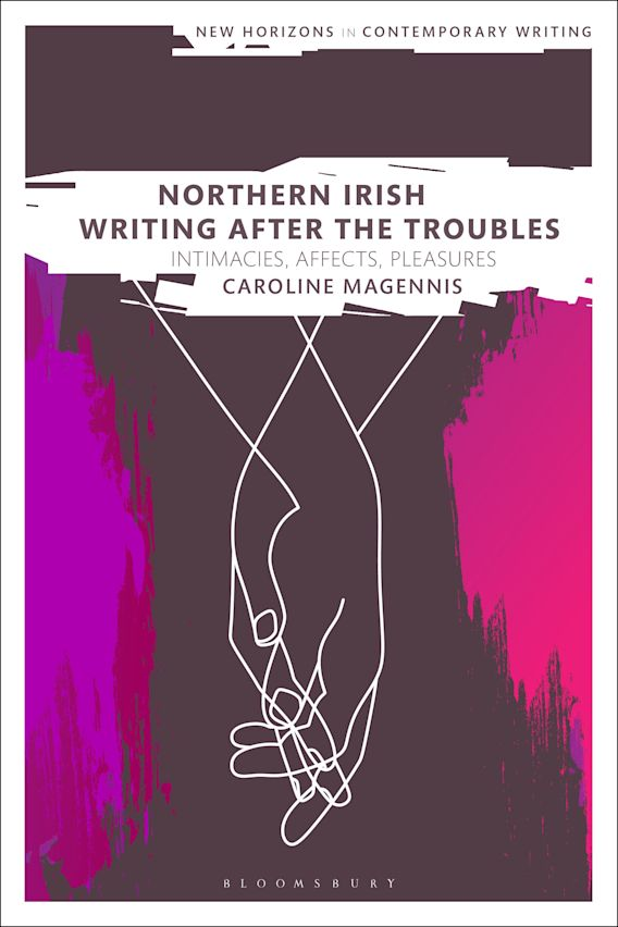 Northern Irish Writing After the Troubles cover