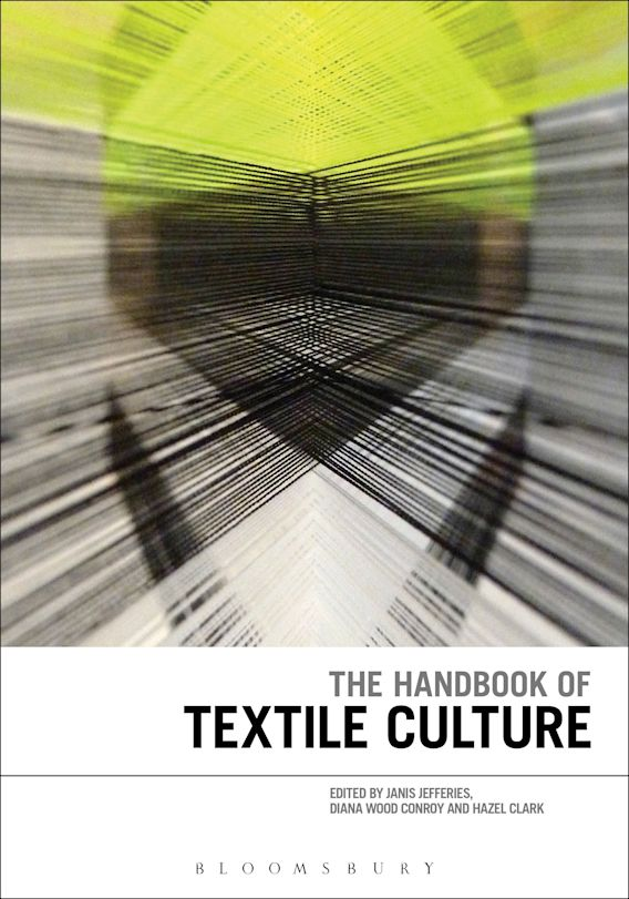 The Handbook of Textile Culture cover