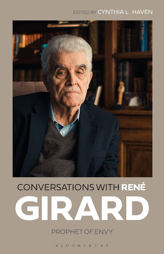 Conversations with René Girard cover