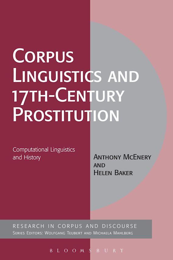 Corpus Linguistics and 17th-Century Prostitution cover