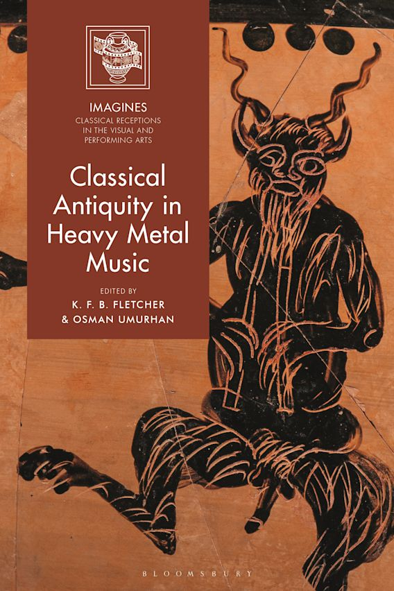 Classical Antiquity in Heavy Metal Music cover