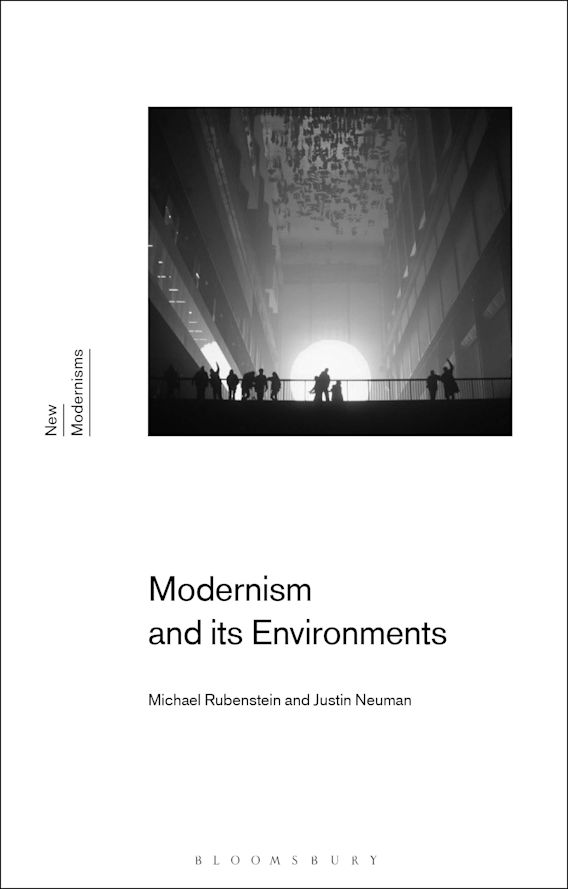 Modernism and Its Environments cover