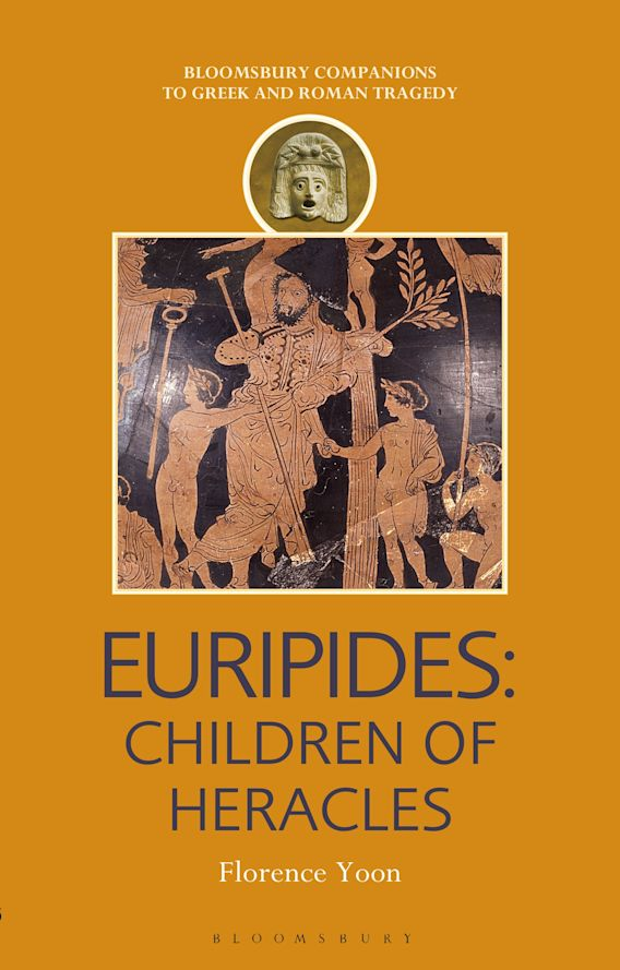 Euripides: Children of Heracles cover