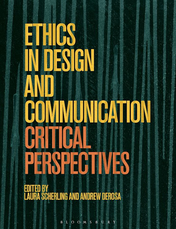 Ethics in Design and Communication cover