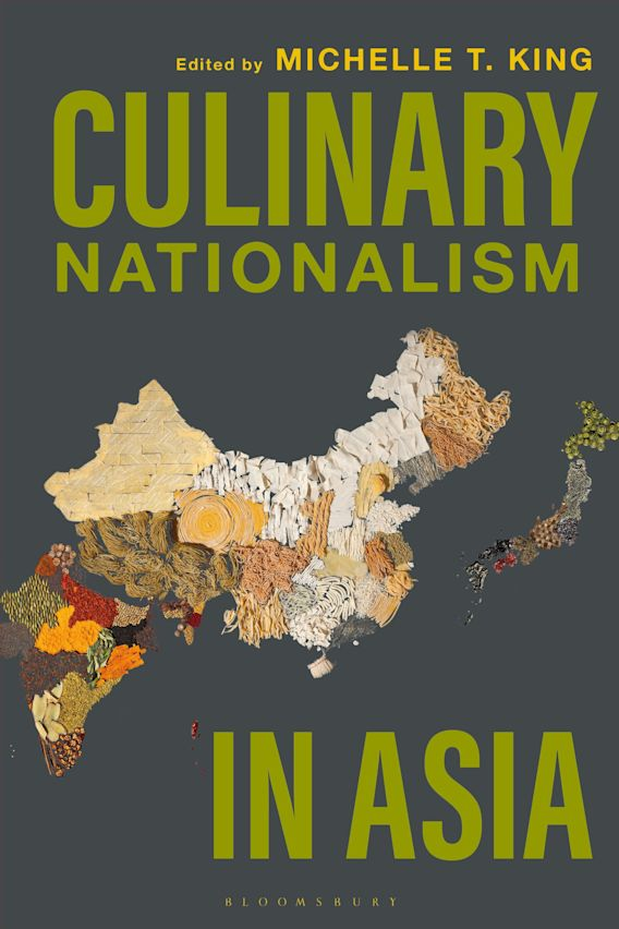 Culinary Nationalism in Asia cover