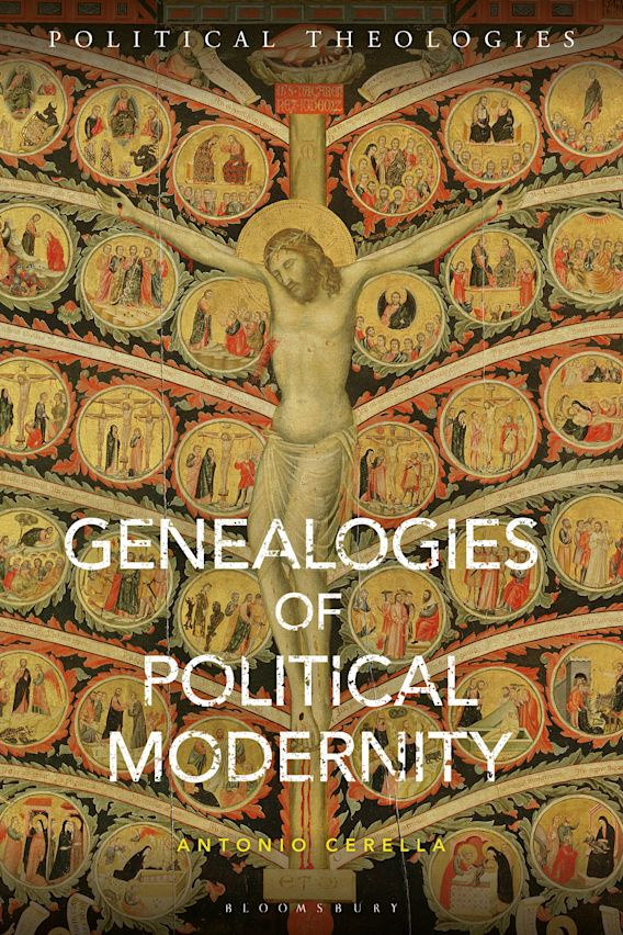 Genealogies of Political Modernity cover