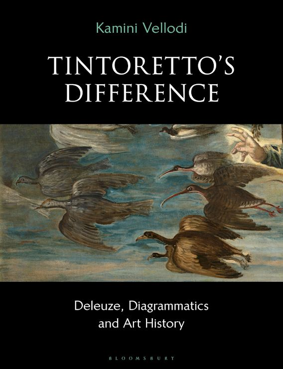 Tintoretto's Difference cover
