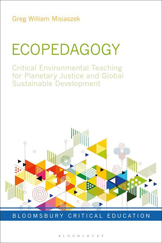 Ecopedagogy cover