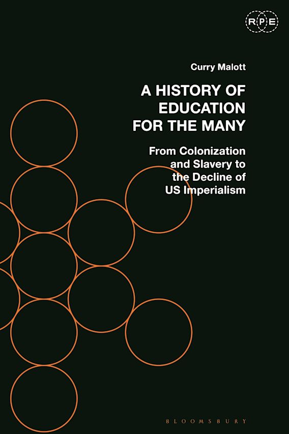 A History of Education for the Many cover
