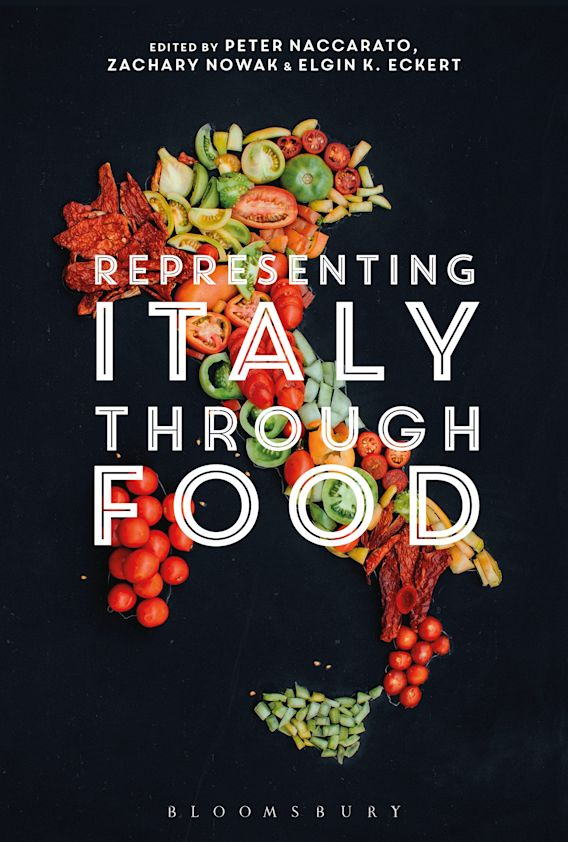 Representing Italy Through Food cover