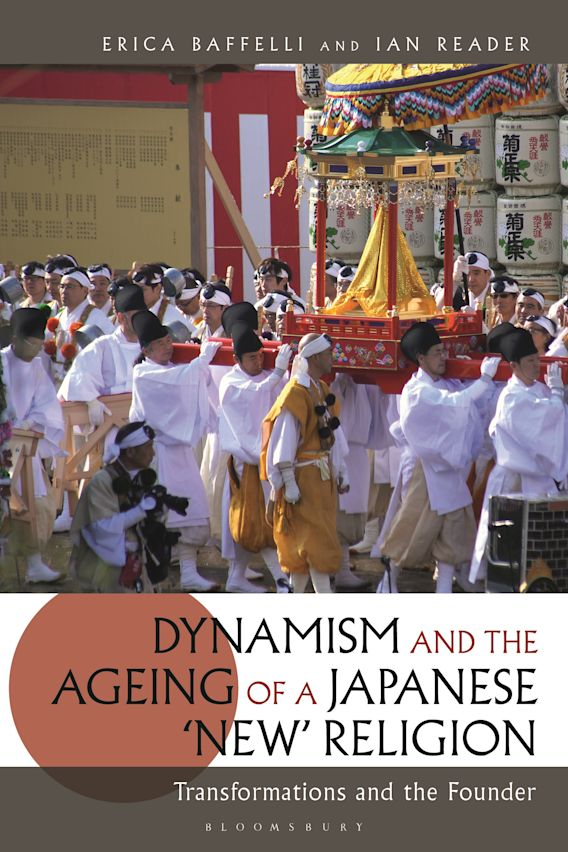 Dynamism and the Ageing of a Japanese 'New' Religion cover