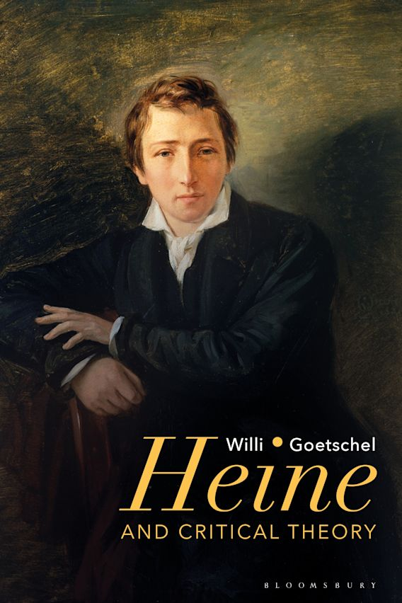 Heine and Critical Theory cover