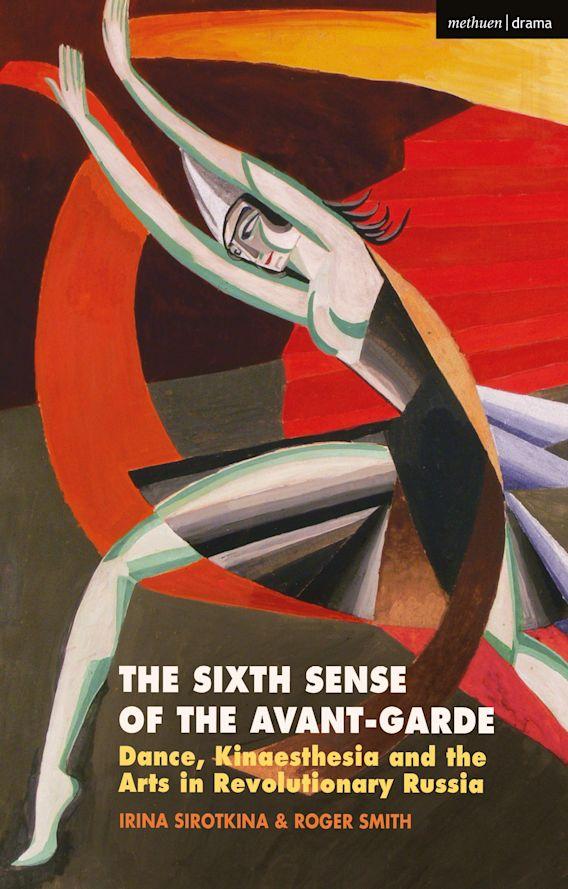 The Sixth Sense of the Avant-Garde cover