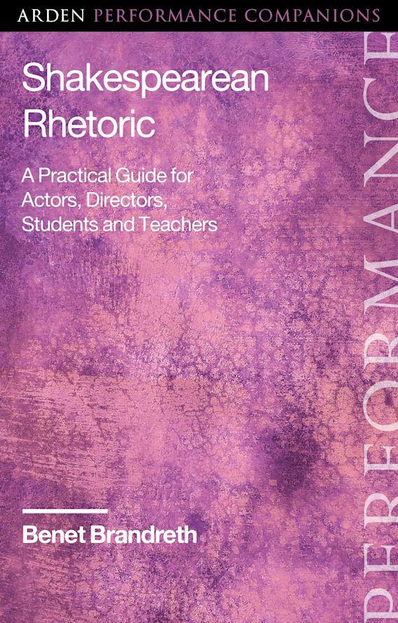 Shakespearean Rhetoric cover
