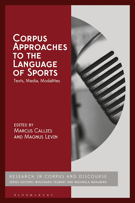 Corpus Approaches to the Language of Sports cover