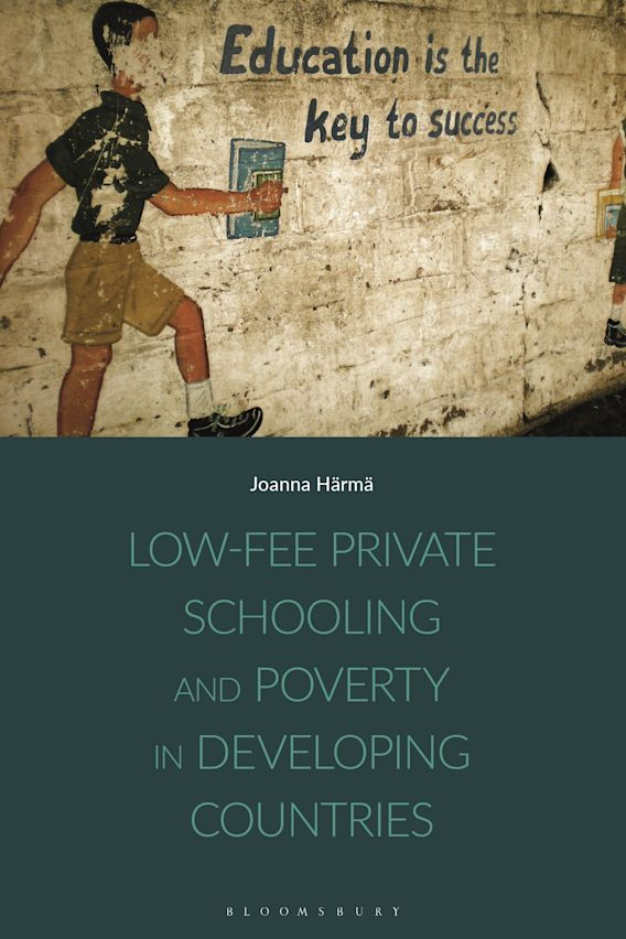 Low-fee Private Schooling and Poverty in Developing Countries cover