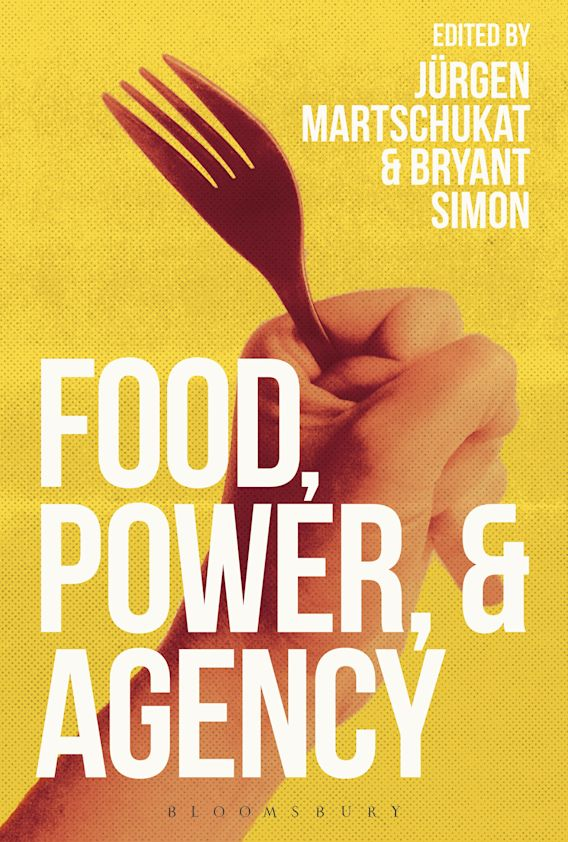 Food, Power, and Agency cover
