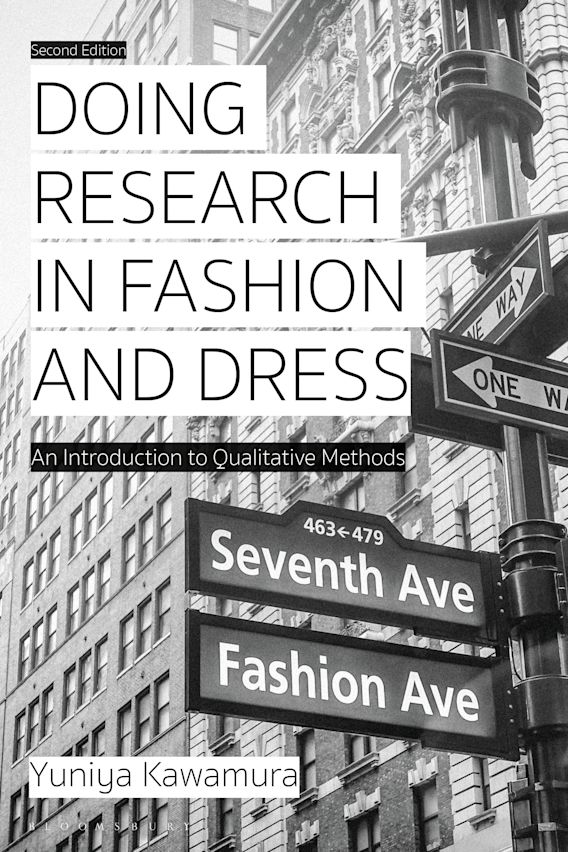 Doing Research in Fashion and Dress cover